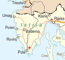 karte porec istrien Poreč – Wikipedia
