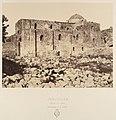 Jérusalem. Église Ste Anne appartenant à la France MET DP345520.jpg