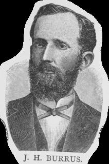 John Houston Burrus