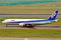 JA8259 2 B767-381 ANA All Nippon Aws HND 25MAY03 (8494949462).jpg