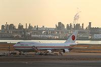 20-1102 - B744 - Jet Asia Airways