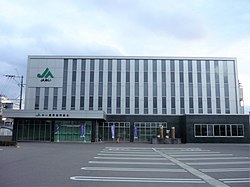 JA Mii Head Office & Ogori Chuo Branch.jpg