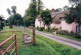 John Peel - Peel Acres in Great Finborough, Suffolk