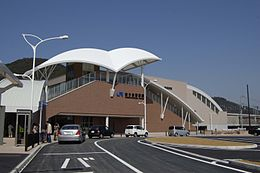 JR West Harima-katsuhara station.jpg