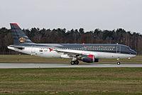 JY-AYI - A320 - Royal Wings