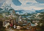 Jacob Patinir - Landscape with the Penitent Saint Jerome - 1953.27 - Art Institute of Chicago.jpg