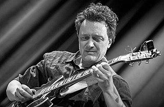 Jacob Young (musician) Jazz guitarist