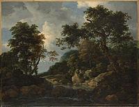 Jacob van Ruisdael - The Forest Stream - Google Art Project.jpg