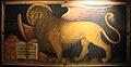 Jacobello del fiore, leone di san marco, 1415.JPG