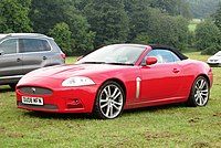 Jaguar XK (X150) - Wikipedia