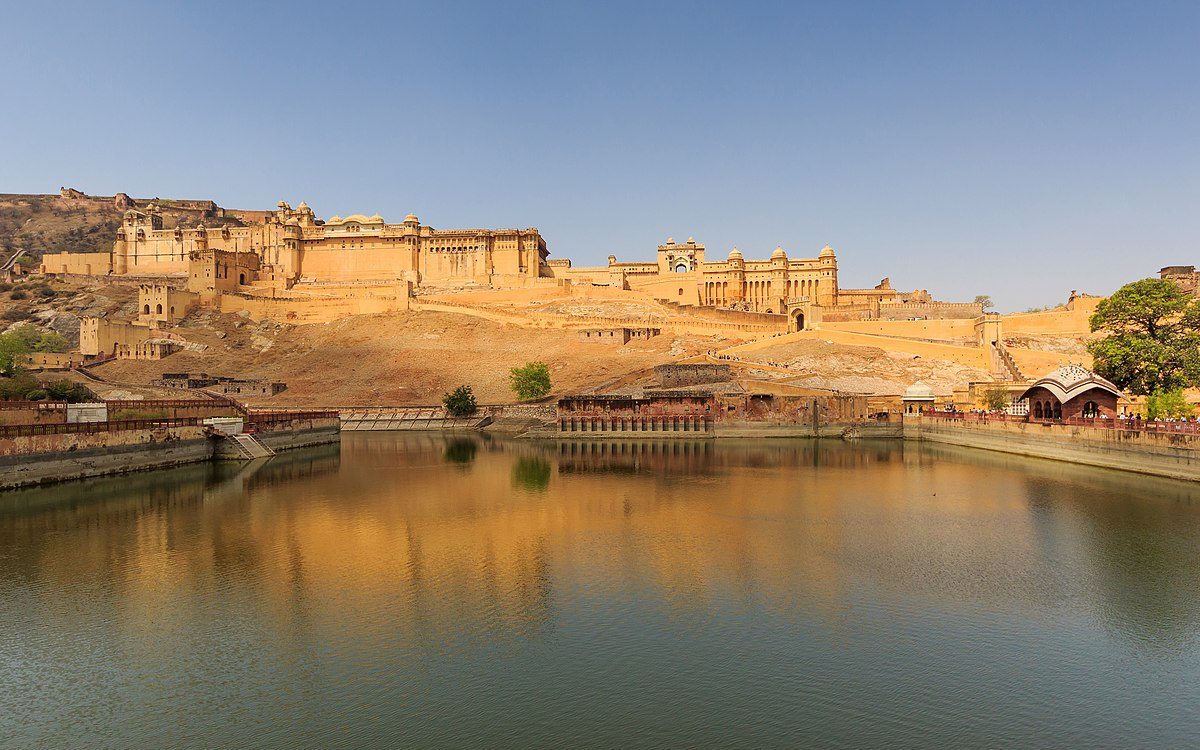 Hill Forts of Rajasthan - Wikipedia