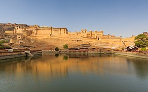 Bhagwant Das - Amber Fort, in Amber, the capital of Raja Bhagwant Das