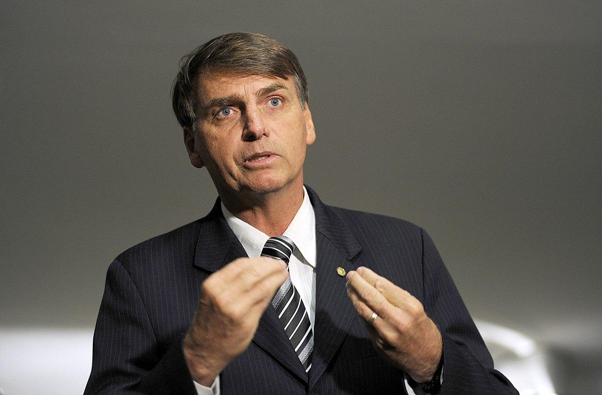 Jair Bolsonaro na câmara sobre a comissão da verdade.jpg