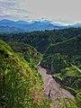 Jalan Aliran Lahar - Bukit Ongakan , Kediri.jpg