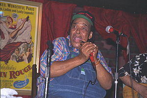 James Cotton - Cotton in Delray Beach, Florida