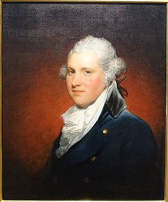 James Greenleaf - James Greenleaf, painted by Gilbert Stuart in 1795