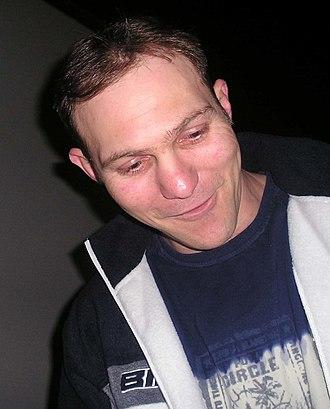 Jamie Ainscough - Ainscough in 2008