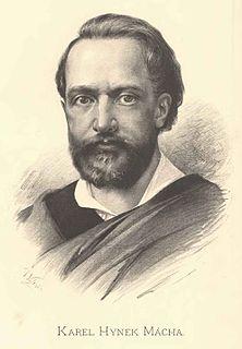 <i>Máj</i> poem by Karel Hynek Mácha