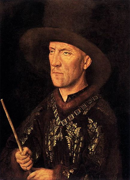 Jan van Eyck  Baudouin de Lannoy  ca 1435 Picture Of Jan Van Eyck
