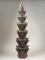 Jan van der Vaart - Tulpentoren bestaande uit 7 zeskantige delen, 1988.jpg