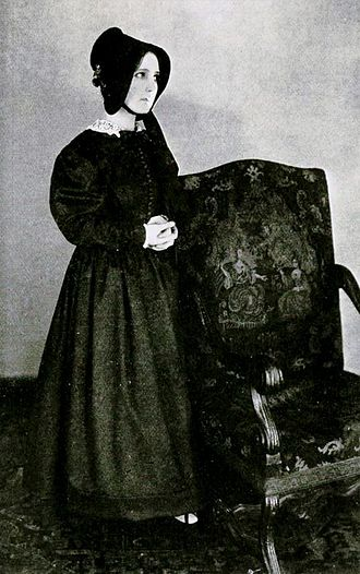 Jane Eyre (character) - Mabel Ballin as the title character in the 1921 film Jane Eyre.