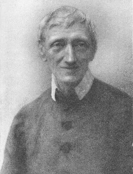 File:Jane Fortescue Seymour Portrait drawing of the very Rev. John Henry Newman.jpg