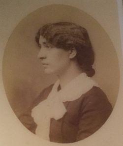 Jane morris circa the 1860s