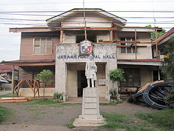 Jasaan Old Municipal Hall (now COMELEC office)