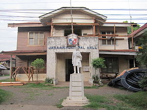 Jasaan, Misamis Oriental - Jasaan Old Municipal Hall (now COMELEC office)