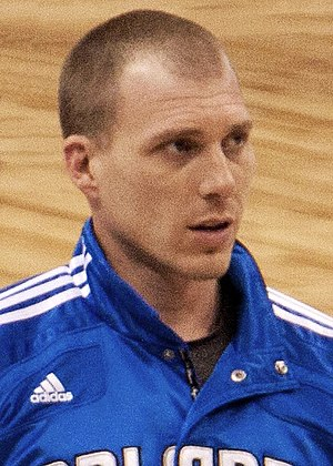 Jason Williams (basketball, born 1975) - Williams during his tenure with the Orlando Magic