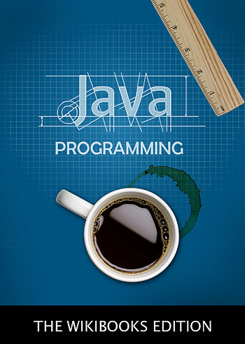 English: The cover illustration for the Java P...