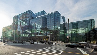 How to get to Jacob Javits Convention Center with public transit - About the place