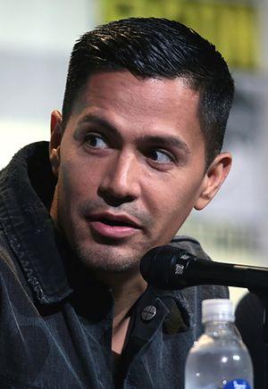 Jay Hernandez - Hernandez at San Diego Comic-Con 2016