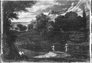 Klassische Landschaft (Umkreis)