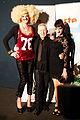 Jean Paul Gaultier und Gloria Viagra im Schwuz am 17-Mar-2015 arte.jpg