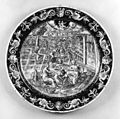 Jean de Court - Plate Depicting the Month of May - Walters 44150.jpg