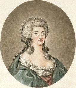 Jeanne de Saint-Rémy 1786