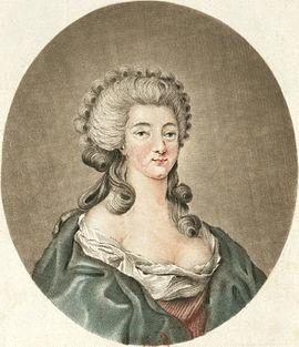 Jeanne de Saint-Rémy de Valois de La Motte