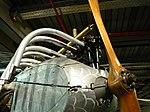 Jeannin Stahltaube (detail engine) (2557802645).jpg