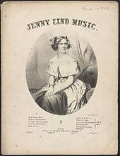 Sheet music cover (Source: Wikimedia)