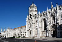 Jerónimos Monastery - the South Portal.jpg