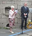 Jersey WWII 28 June 1940 bombing commemoration 2013 06.jpg