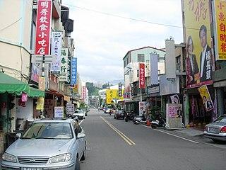 Zhuolan Urban township