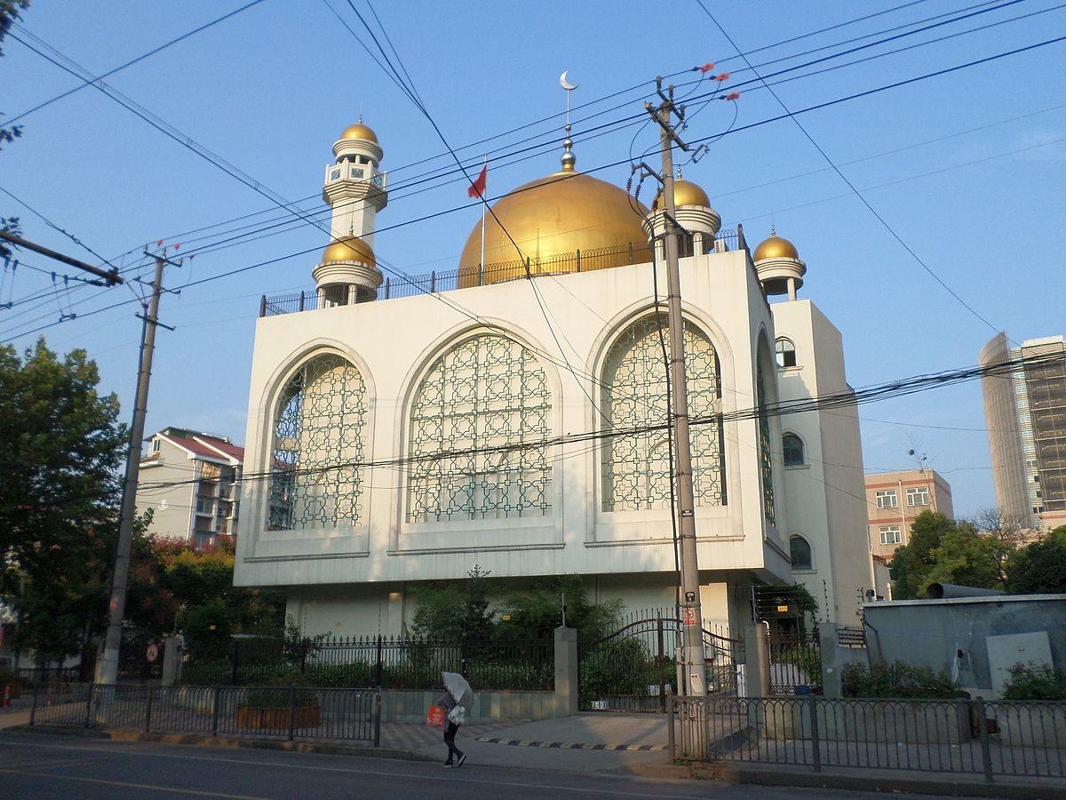 Mosque Wikipedia: Jiangwan Mosque