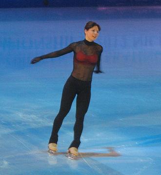 2012 World Figure Skating Championships - Alena Leonova at WFSC