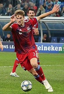 Joachim Andersen (footballer) Danish association football player