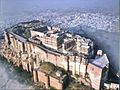 Jodhpur mehrangarh fort top from sky.jpg