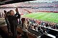 Joe Biden leads the cheers for the U.S. Women's soccer team.jpg