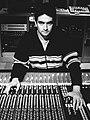 Joe Fossard in 1997 during production of the Ithaka album Stellafly at Estúdios Valentim de Carvalho Lisbon Portugal photograph by Ithaka Darin Pappas.jpg