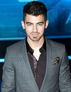 Joe Jonas American singer and actor